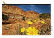 Flowers In The Capitol Carry-all Pouch