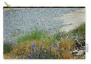Flowers In The Gold Hill Desert Carry-all Pouch