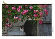 Flowers On The Steps Carry-all Pouch