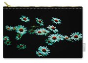 Flowers Only Carry-all Pouch