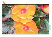 Flowers Plastic Or Real  Carry-all Pouch