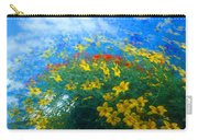 Flowery Sky Carry-all Pouch