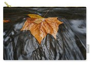 Flowing Leaf Carry-all Pouch