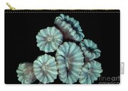 Fluorescent Coral In In White Light Carry-all Pouch