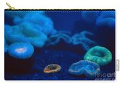 Fluorescent Corals Carry-all Pouch