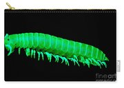 Fluorescent Millipede Carry-all Pouch