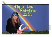 Fly To The Rainbow With Uli Jon Roth Carry-all Pouch