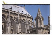 Flying Buttress At Nortre Dame Cathedral Carry-all Pouch