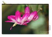Flying Cactus Flower Carry-all Pouch