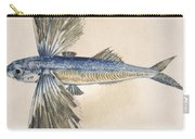 Flying-fish, 1585 Carry-all Pouch