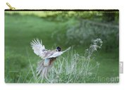 Flying Pheasant Carry-all Pouch