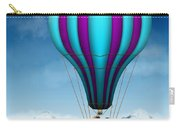Flying Pig - Balloon - Up Up And Away Carry-all Pouch