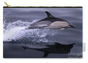 Flying Porpoise Carry-all Pouch