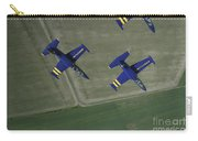 Flying With The Aero L-39 Albatros Carry-all Pouch by Daniel Karlsson