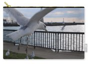 Focused Gull Carry-all Pouch