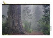 Fog And Redwoods Carry-all Pouch