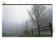 Foggy Trees In The Valley Carry-all Pouch