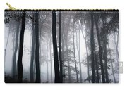 Foggy Woods Ireland Carry-all Pouch