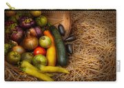 Food - Vegetables - Very Early Harvest Carry-all Pouch