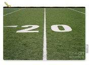 Football Field Twenty Carry-all Pouch