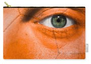 Football Scars Carry-all Pouch by Semmick Photo