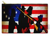 For Liberty Carry-all Pouch