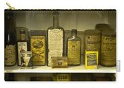For Pets And Pests Of The 19th Century Carry-all Pouch