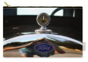 Ford Model T Hood Ornament Carry-all Pouch
