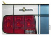 Ford Shelby Cobra Gt 500 Taillight Carry-all Pouch