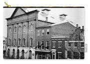 Fords Theater - After Lincolns Assasination - 1865 Carry-all Pouch