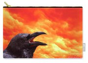 Foreboding Carry-all Pouch by Michal Boubin