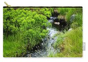 Forest Creek In Newfoundland Carry-all Pouch