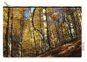 Forest Fall Colors 4 Carry-all Pouch