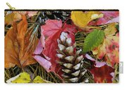 Forest Floor Portrait Carry-all Pouch