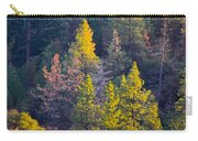 Forest Foliage  Carry-all Pouch