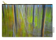 Forest Impression Photographic Image Yellowstone No. 2135. Carry-all Pouch