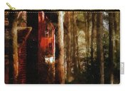 Forest In Fall Carry-all Pouch