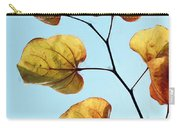 Forest Pansy Autumn Carry-all Pouch