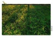 Forest Sunset Carry-all Pouch by Steve Gadomski