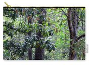 Forest Trees Carry-all Pouch