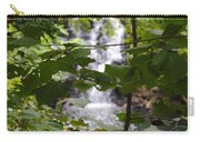 Forest Waterfall Carry-all Pouch