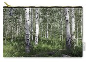 Forever Aspen Trees Carry-all Pouch
