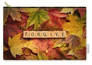Forgive-autumn Carry-all Pouch