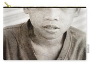 Forgotten Faces 4 Carry-all Pouch