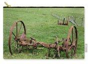 Forgotten Farm Equipment Carry-all Pouch