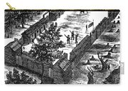 Fort Boonesborough, 1775 Carry-all Pouch