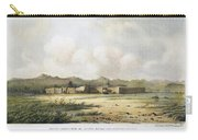Fort Bridger, Wyoming, 1852 Carry-all Pouch