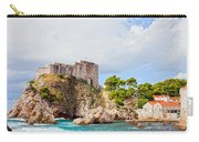 Fort Lovrijenac In Dubrovnik Carry-all Pouch