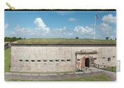 Fort Macon Panorama 1 Carry-all Pouch