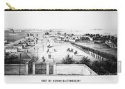 Fort Mchenry, 1862 Carry-all Pouch